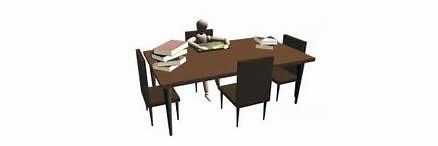 negociation table 2
